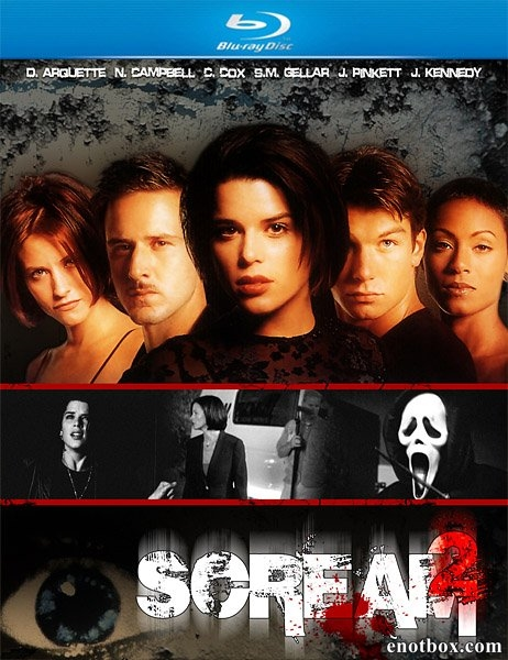 Крик 2 / Scream 2 (1997/BDRip/HDRip)