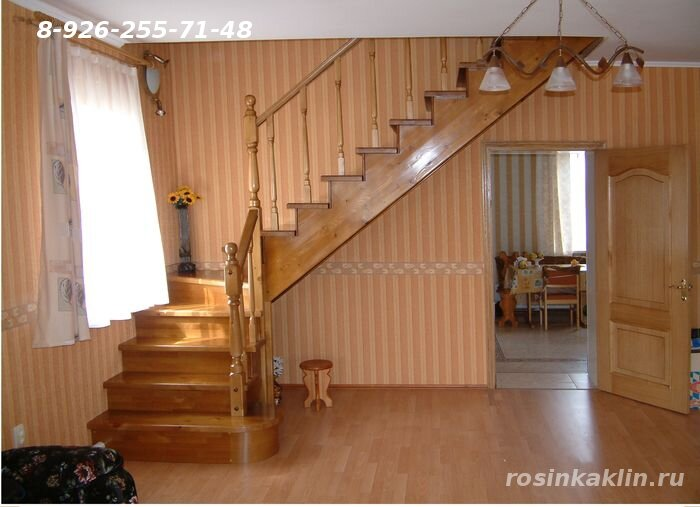 Фото лестниц на второй этаж в частном доме 5 фотография