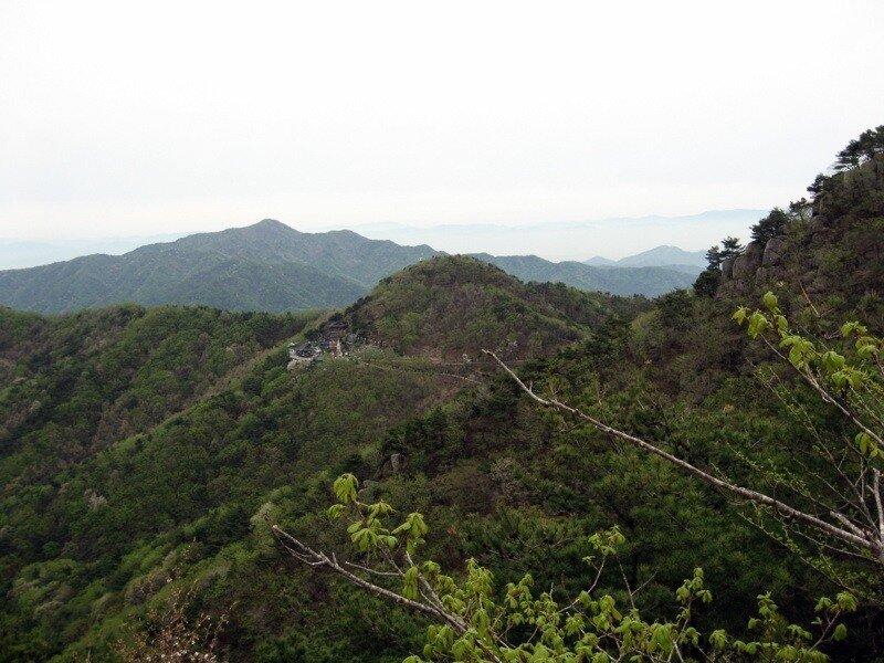Южная Корея, Пальгонсан