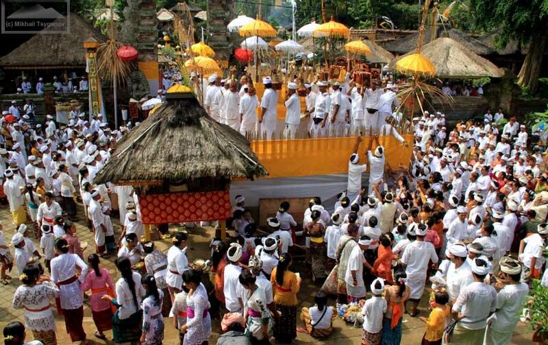 Одалан в Пура Самуан Тига
