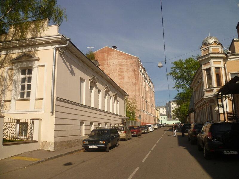 Денисовский переулок. Часть 2.
