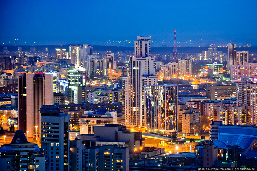 Екатеринбург с высоты птичьего полета (Часть 3): gelio ...