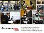 Конференция Lenovo в Санкт-Петербурге