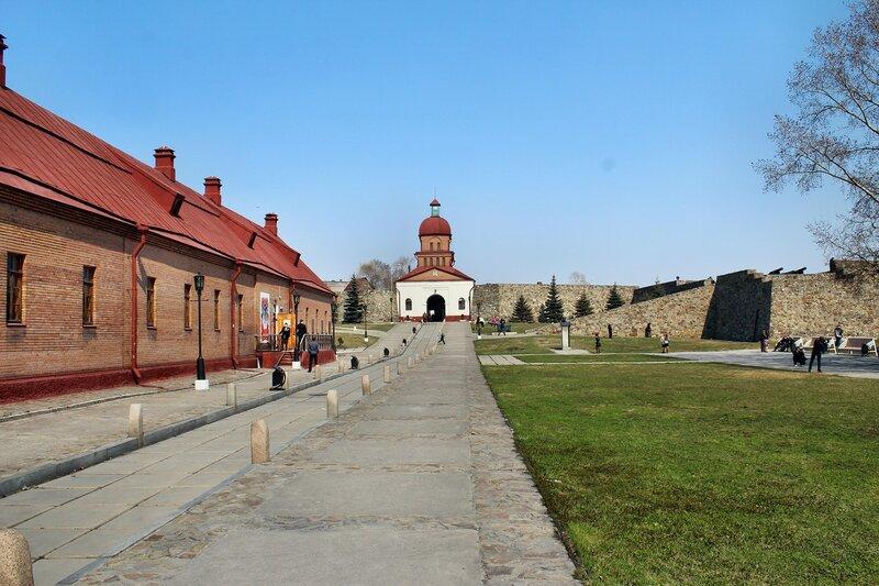 Кузнецкая крепость.