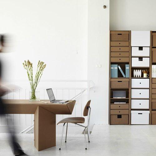 Картонная мебель офис