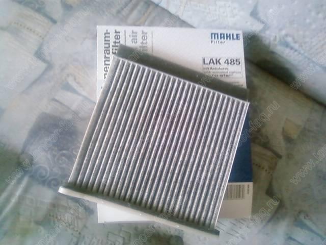 салонный фильтр Knecht (Mahle Filter) LAK 485