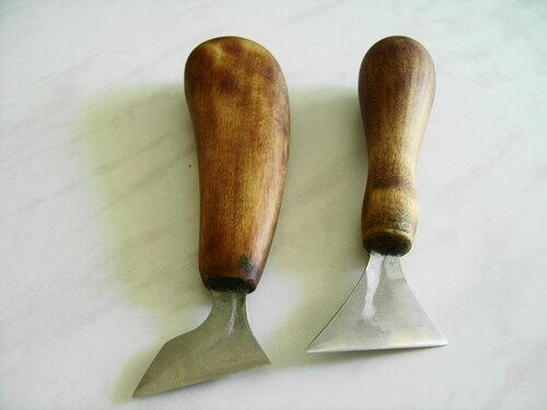 Нож топорик для резьбы по дереву