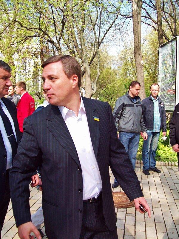 Народный депутат Украины Катеринчук