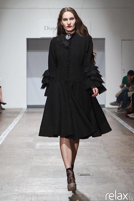 Купить стильное дизайнерское пальто с