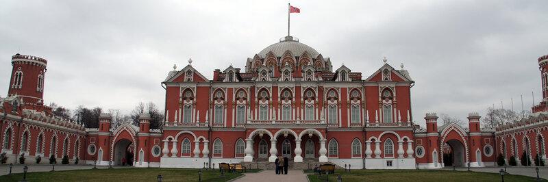 Петровский путевой дворец
