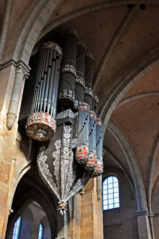 Трир. Орган собора Св. Петра.