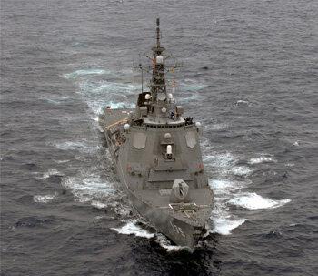 """Эсминец УРО типа """"Конго"""" DD-175 """"Миоко"""""""