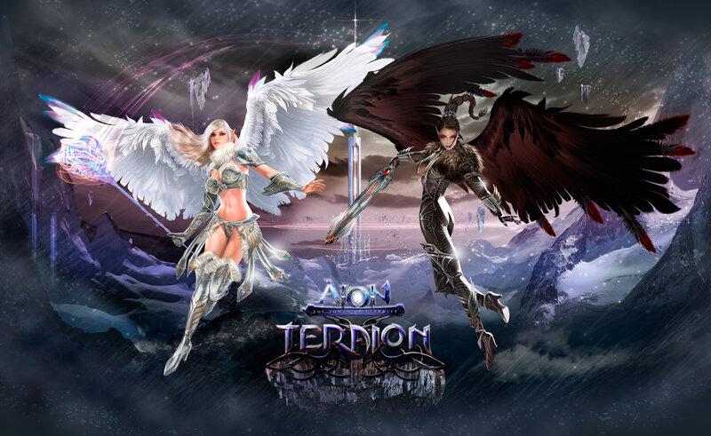 AION-TERAION (Рисунки и иллюстрации) - фри-лансер Виктория Целуйко mutabor.