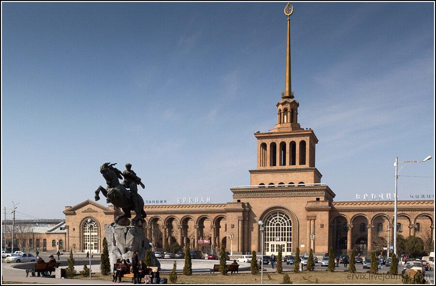 Блеск и нищета Армении. Ереван