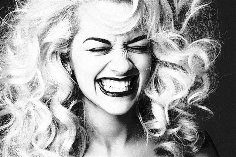 модель Рита Ора / Rita Ora, фотограф Damon Baker