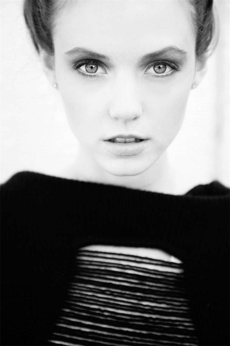модель Одри Холлистер / Audrey Hollister, фотограф Tiago Chediak