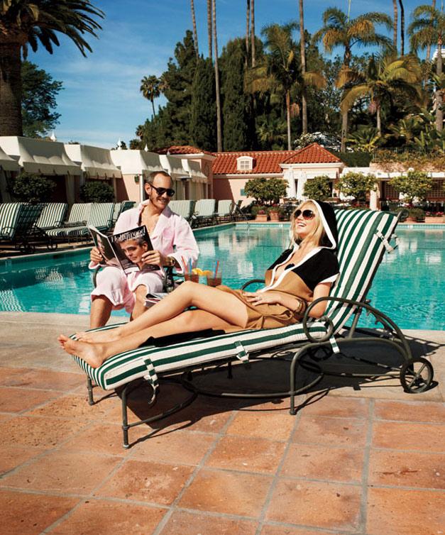 Kate Upton / Кейт Аптон и Терри Ричардсон (Terry Richardson) в журнале Harpers Bazaar US may 2012