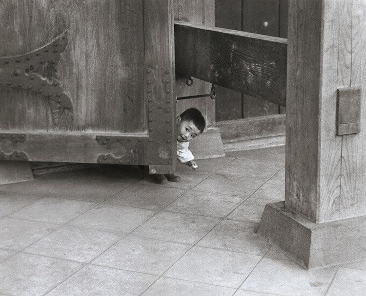 Ken Heyman - Chinese Boy