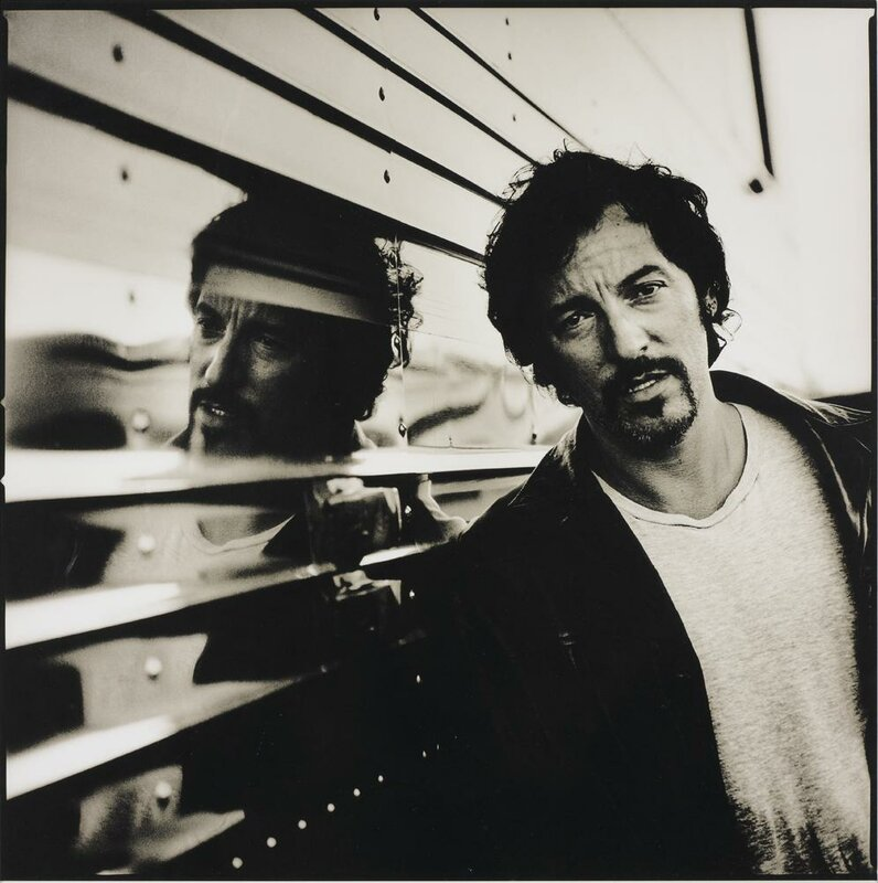 Bruce Springsteen by Anton Corbijn