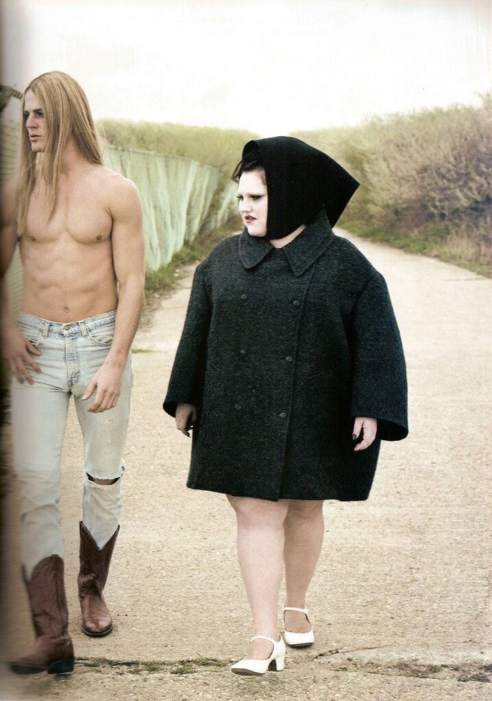 Beth Ditto by Steven Klein for POP Magazine