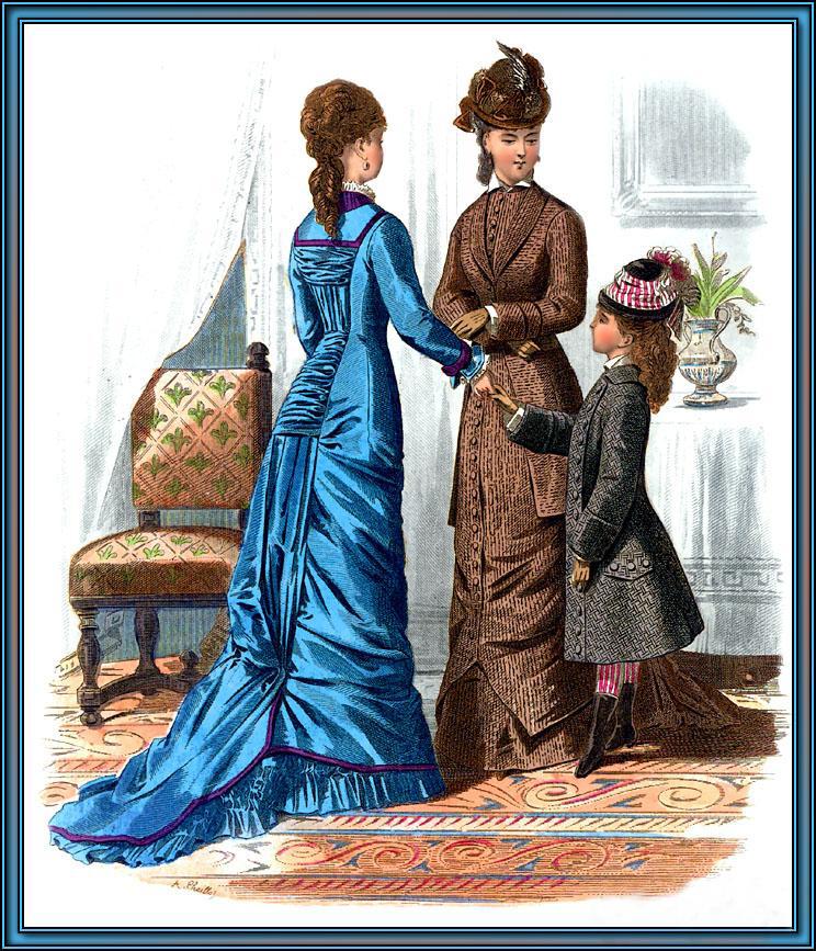 Исторические Платья Викторианской Эпохи