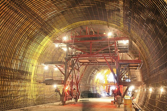 строительство мостов и тоннелей компании