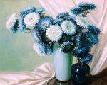A. D. Greer, букет цветов