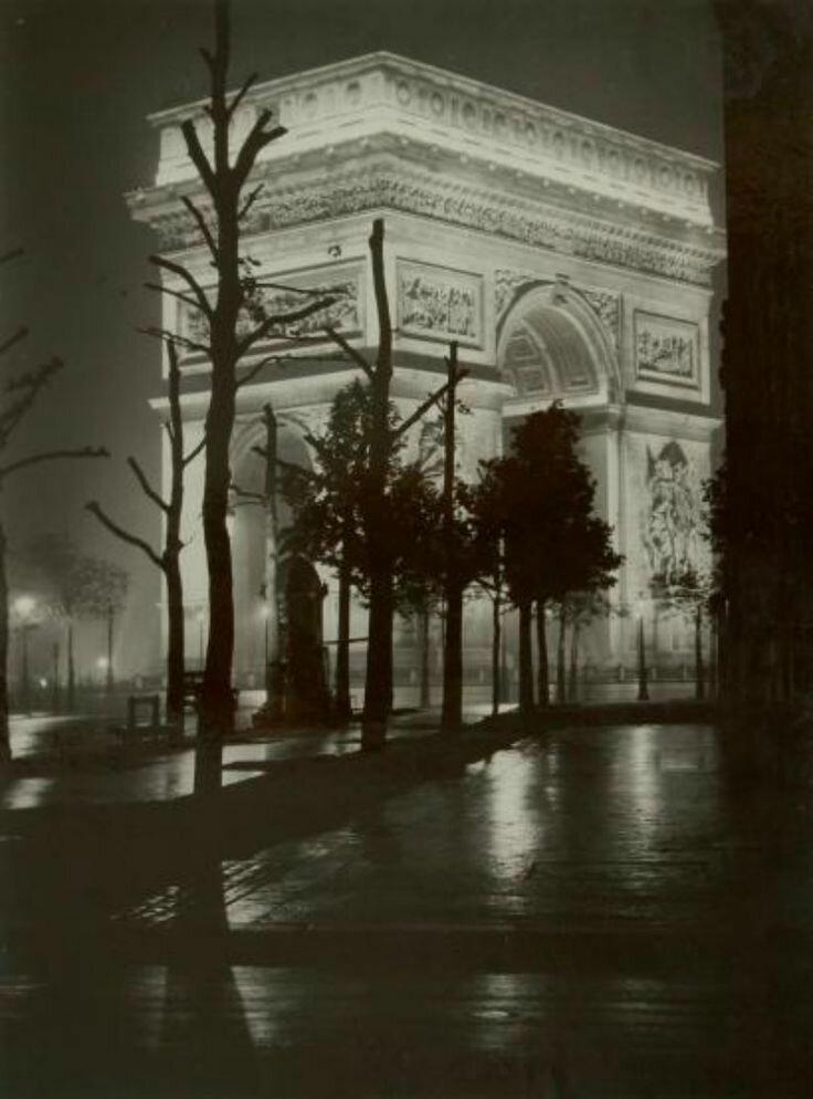 1930-е. Триумфальная арка