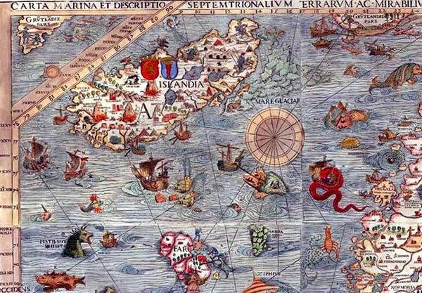 Христианская карта мира карта мира