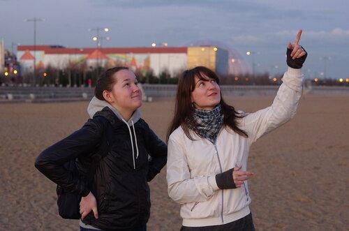 Москвичи в Питере 2012