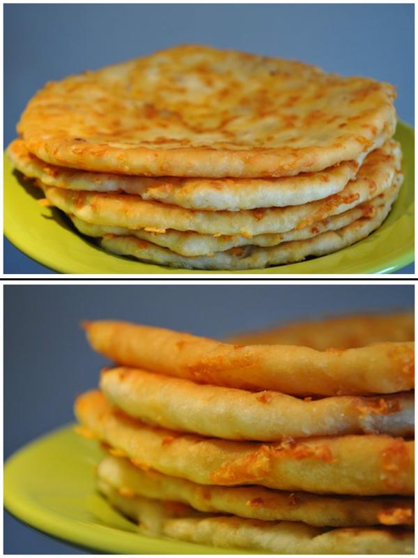 сырные лепешки за 5 минут фото рецепт
