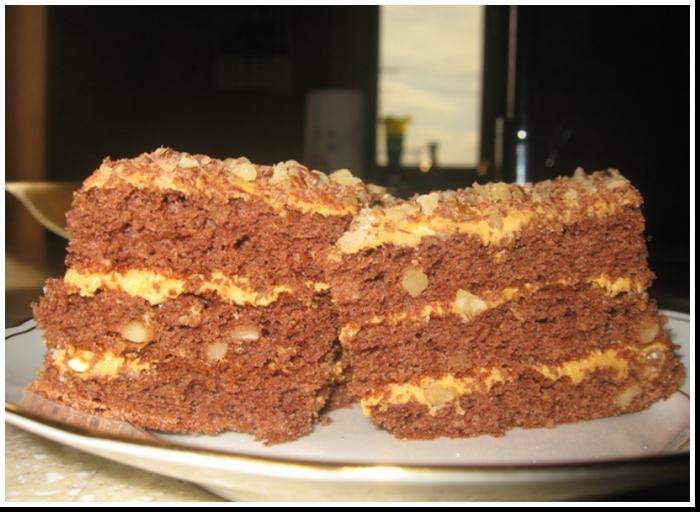 торт золотой ключик фото рецепт