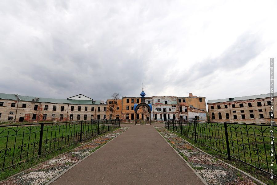 Место, где была обретена Казанская икона Богородицы