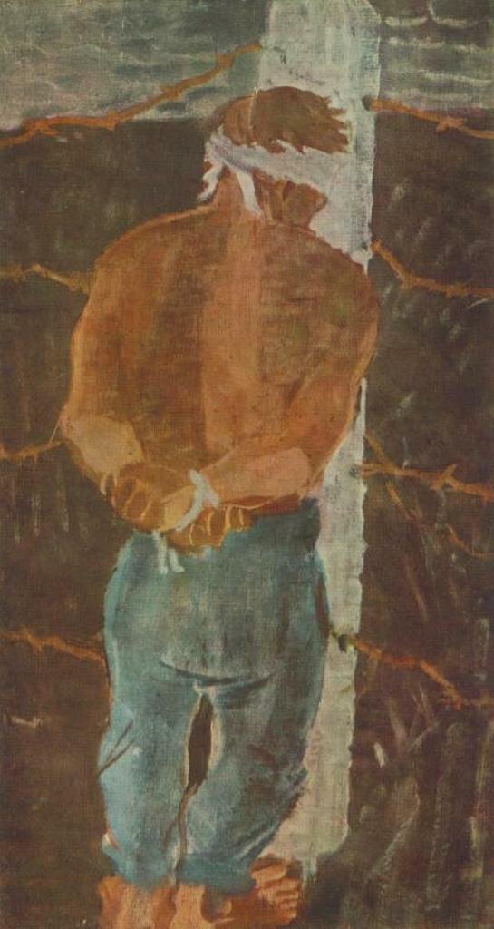 Казнь, 1932, 1932, Дьюла Деркович (1894-1934)