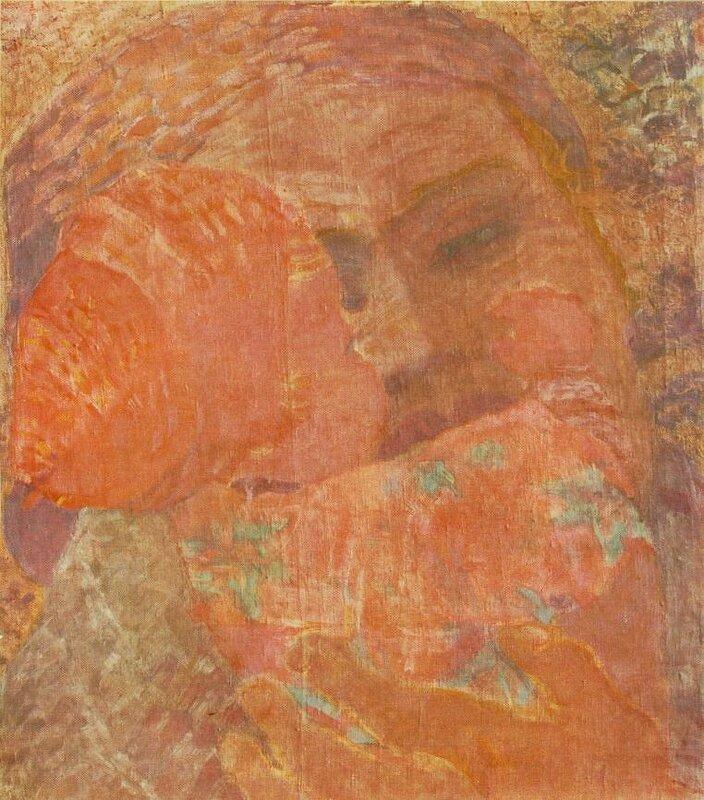 Мать, 1934, Деркович Дьюла (1894-1934)