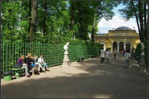 Летний сад.2012