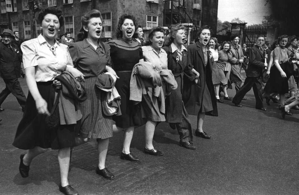 VE Day Songs