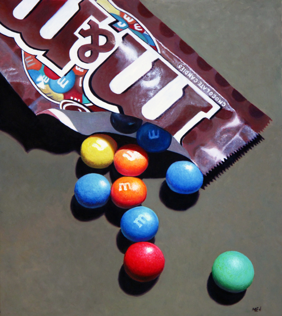 Big M&Ms by Mary Ellen Johnson
