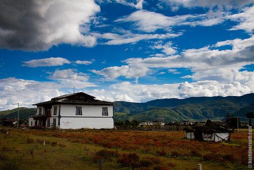 Шангри-ла, провинция Юньнань, Китай