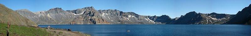 Самые красивые кратерные озера мира | Фотографии