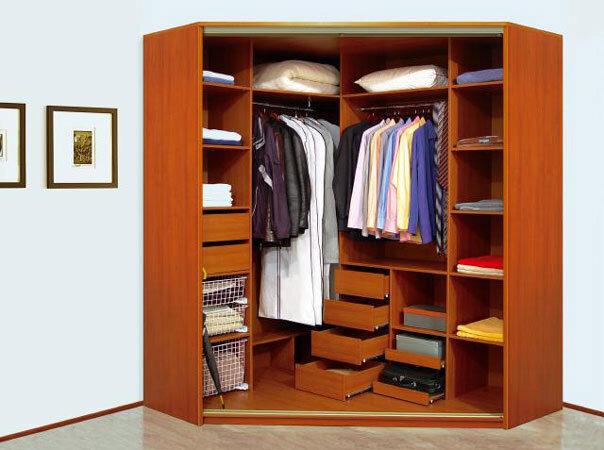 Гардеробный шкаф фото