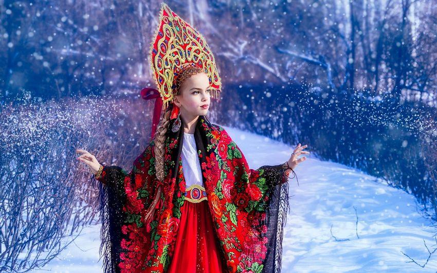 Новый год Снегурочка