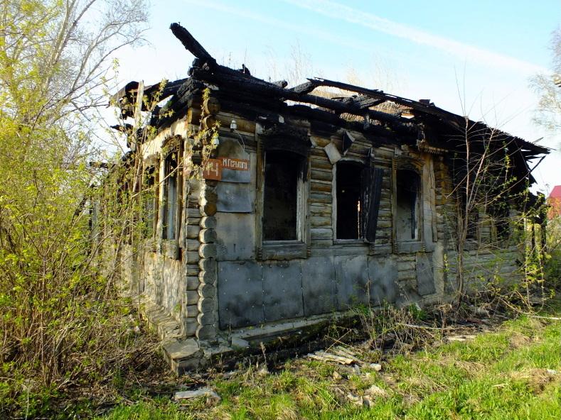 52 бывшая больница построенная на