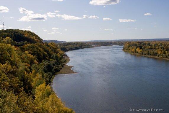 Уфа. Река Белая.