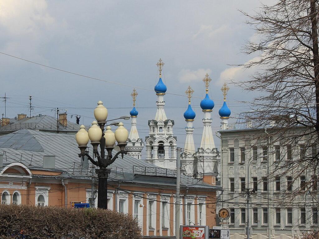 Москва. Храма Рождества Пресвятой Богородицы в Путинках