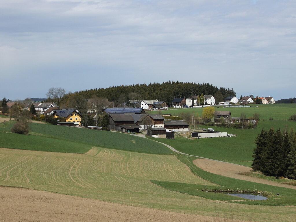 Дороги Германии. Северная Бавария