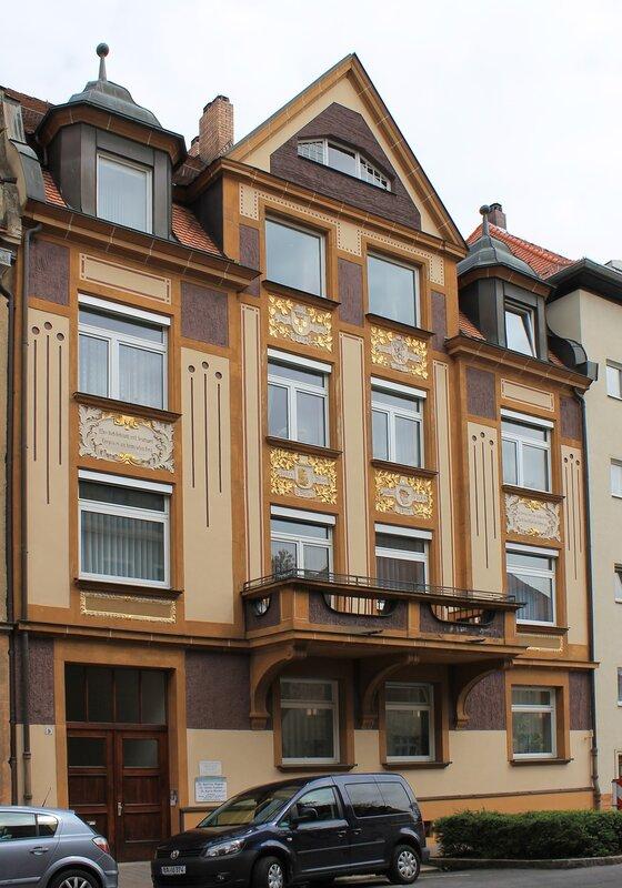 Bamberg. Herzog-Max-Straße 9