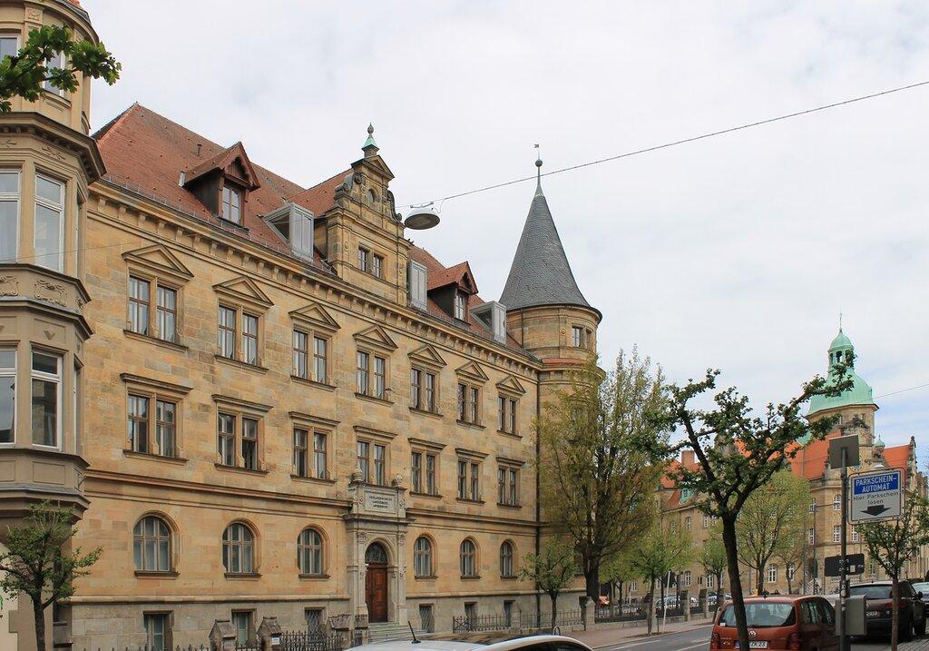 the higher regional court of Bamberg (Bamberg Oberlandesgericht)