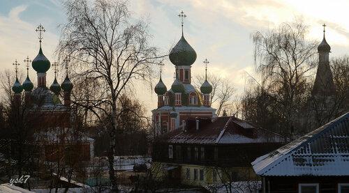 Переславль-Залесский, храм