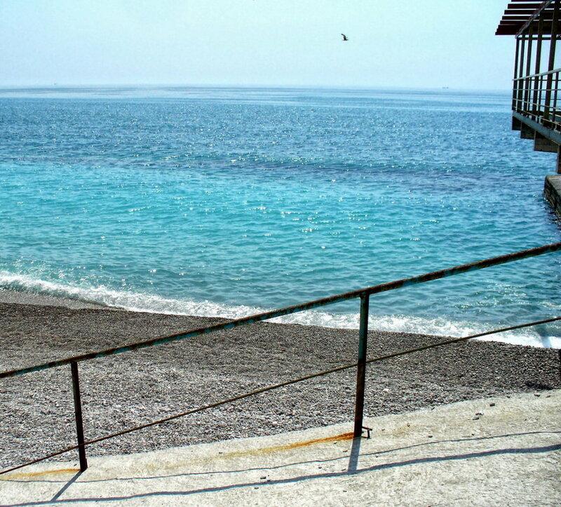 море зовёт...